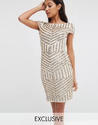 tfnc cap sleeve midi dress in patterned sequin times 22 00