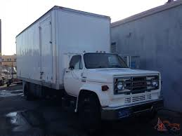 5 Ton Grip/Electric GMC Truck - Runs Good -- Excellent Lift Gate And ...