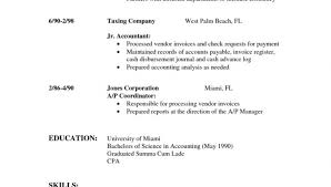 Doc 618800 Resume For A Part Time Job