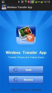 Transfer s from Android to iPhone