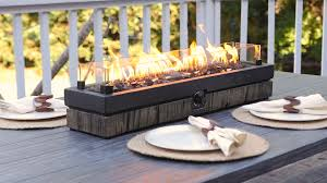 Northwoods Decorative Table Top Fire
