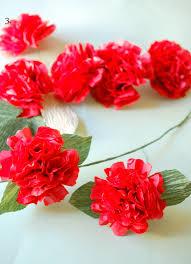 Paper Flower Instructions Diy