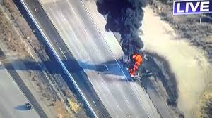 BREAKING NEWS GAS TANKER TRUCK EXPLOSION 15 FREEWAY LAKE ELSINORE ... Tanker Truck Fire Kills Driver Temporarily Shuts Down I270 And Hwy 20 Near I80 In Sierra Closed Due To Tanker Truck Explosion One Person Killed Another Injured Collision Fire Pakistan Fuel Kills At Least 140 Fox 61 Explodes Closing I94 Detroit Chicago Tribune Causes Panic California Town Medium Duty Fuel Expertise Gives Up On No One Is Carrying Estimated 8700 Gallons Of Gasoline Burns Three Gnville The Daily Gazette The Rollover Risks Of Tanker Trucks Gas Explosion Employees Scrambles After Explodes Outside Restaurant