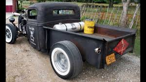 100 36 Ford Truck Ford Rat Rod Truck YouTube