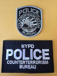 counter terrorism bureau nypd counter terrorism bureau patches antique price guide