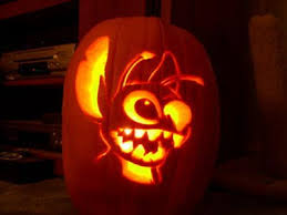 Monsters Inc Mike Wazowski Pumpkin Carving by Since I U0027m Obsessed With Lilo And Stitch Things I Think Are