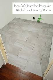 best way to clean porcelain tile floors how we installed porcelain