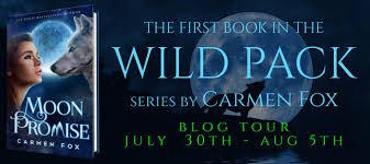 Check Out This Excerpt Giveaway For MOON PROMISE By Carmen Fox