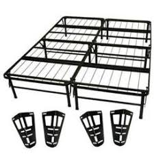 Bed Frame With Headboard And Footboard Brackets by Metal Bed Frame Headboard Attachment