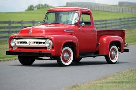 100 1955 Ford Panel Truck Why Nows The Time To Invest In A Vintage Pickup Bloomberg