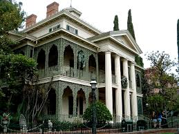 Scariest Halloween Attractions In California by Haunted Mansion Wikipedia