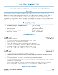 Resume Real Estate Examples Adout Sample