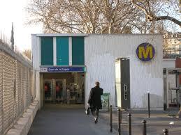 port de la rapee quai de la rapée métro de