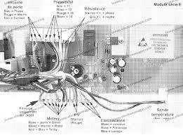 schema electrique lave linge brandt problème panne lave linge far mauvais contact ou court circuit