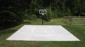 Once The Court Was Completed, Seamus Knew He Needed To Get The ... The Best Basketball Hoops Images On Extraordinary Outside 10 For 2017 Bballworld In Ground Hoop Of Welcome To Dad Shopper Goal Installation Expert Service Blog Lifetime 44 Portable Adjustable Height System 1221 Outdoor Court Youtube Inground For Home How To Find Quality And Top Standard Kids Fniture Spalding 50 Inch Acrylic With Backyard Crafts 12 Best Bball Courts Images On Pinterest Sketball