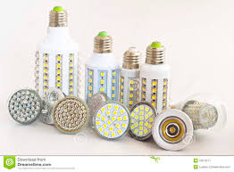 various types of bulbs stock image image of l bulb 19579517