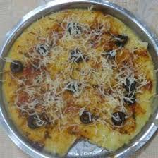 Pizza Rawa Besan Dhokla Recipe In HindiPizza Chetna Parikh
