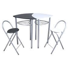 cuisine avec snack bar table snack cuisine no name table avec chaises snack bar noir et
