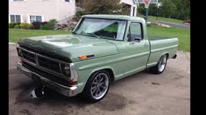 100 1972 Ford Truck Parts F100 Restomod YouTube
