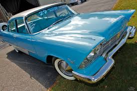 Squirreled-away 1957 Plymouth Savoy With 31 Miles To Cross ...