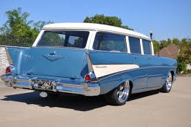 100 1957 Chevy Panel Truck For Sale Chevrolet 210 Wagon