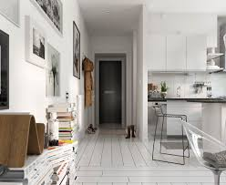 100 Small One Bedroom Apartments Bright Scandinavian Decor