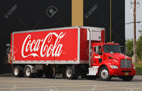 TRURO, CANADA - JULY 11, 2014: Parked Coca-Cola Transport Truck ... Hundreds Que For A Picture With The Coca Cola Truck Brnemouth Echo Cacola Truck To Snub Southampton This Christmas Daily Image Of Hits Building In Deadly Bronx Crash Freelancers 3d Tour Dates Announcement Leaves Lots Of Children And Tourdaten Fr England Sind Da 2016 Facebook Cola_truck Twitter Driver Delivering Soft Drinks Jordan Heralds Count Down As It Stops Off Lego Ideas Product Delivery