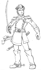 Draw Civil War Coloring Pages 77 With Additional Download