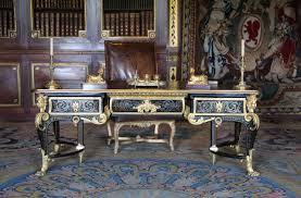 le de bureau file 0 grand bureau de nicolas fouquet château de vaux le