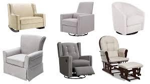 Top 10 Best Nursery Gliders & Rocking Chairs