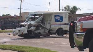 Video: Houston Letter Carrier In Critical Condition After Being Hit ...
