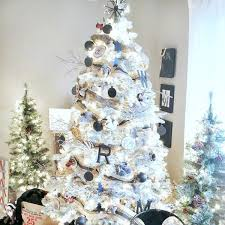 This Beautiful White Feather Cashmere Christmas Tree Will
