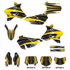 kit deco 400 drz drz 400 graphics decals emblems ebay