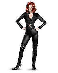 Adult Black Widow Deluxe Costume