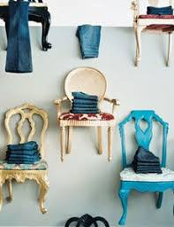 Recycled Chair Ideas