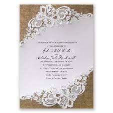 wedding card invitation April onthemarch