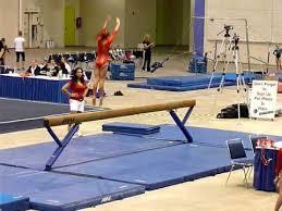 12 best level 4 compulsories images on pinterest gymnastics