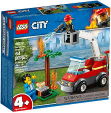 100 Lego City Tow Truck LEGO Barbecue Burn Out 60212
