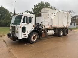 100 Garbage Truck For Sale 2005 Peterbuilt Heil Rapid Rail Sideloader Along