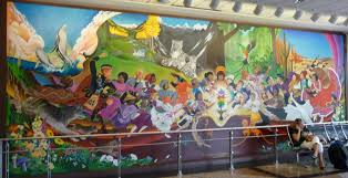 Denver International Airport Murals Removed by The Denver Airport And The The Ultimate Secret Of Lincoln