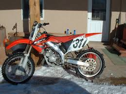 100 Truck Paddle Tires Tried My Paddle Tire In The Snow Honda 2 Stroke ThumperTalk