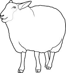 Esquisse Danimaux Pour Moutons Cliparts Vectoriels Et Plus D