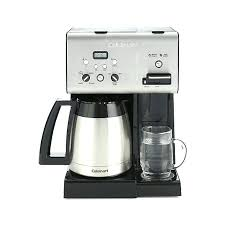 Cuisinart Coffee Makers Maker With Hot Water Plus Cup Programmable Instructions Thermal Canada Keurig