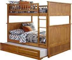 Twin Over Twin Bunk Beds With Trundle by Sale 1327 20 Nantucket Full Full Bunk Bed Raised Panel