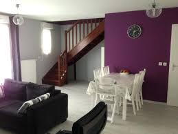 chambre couleur prune et gris peinture chambre prune et gris supacrieur peinture mur chambre
