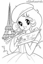 Kawaii People Coloring Pages 2412737