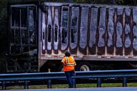 100 Sun Prairie Truck Driving School West Palm Truck Driver Who Died In I75 Gainesville Crash Had