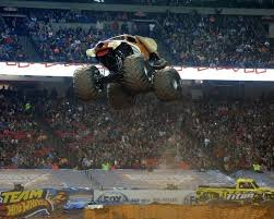 99 Monster Trucks In Phoenix Jam Visits January 24th Chase Field The