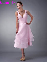 online buy wholesale pink informal wedding dresses from china pink