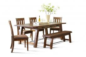 Cannon Valley Rectangular Table Dining Room